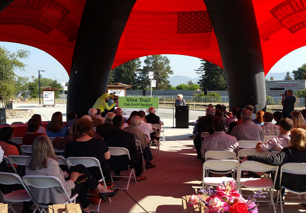 Oak Knoll Groundbreaking Ceremony